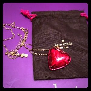 Kate Space Heart Necklace